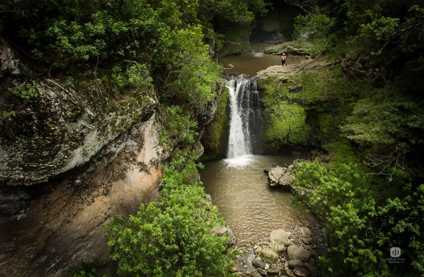waihee ridge trail - randy jay braun