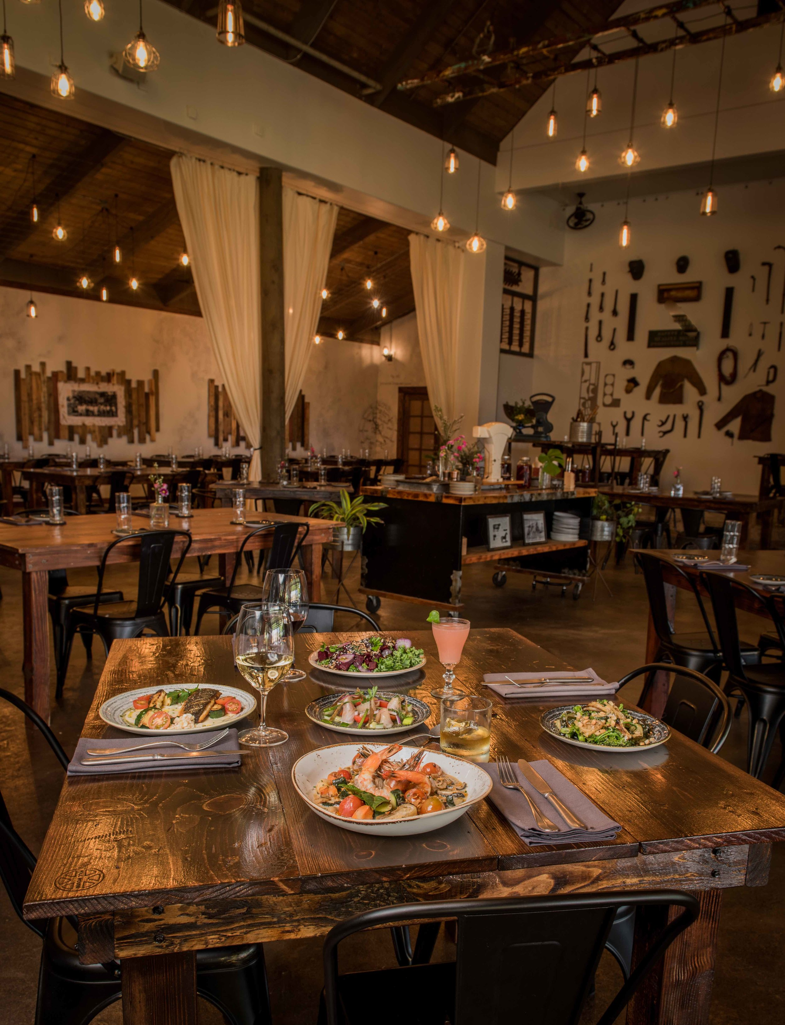 A Farm To Table Restaurant In Central Maui The Mill House