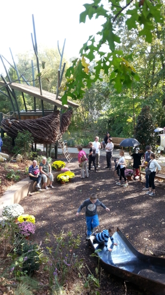 Tree House, The Atlanta Botanical Garden, Children's Garden