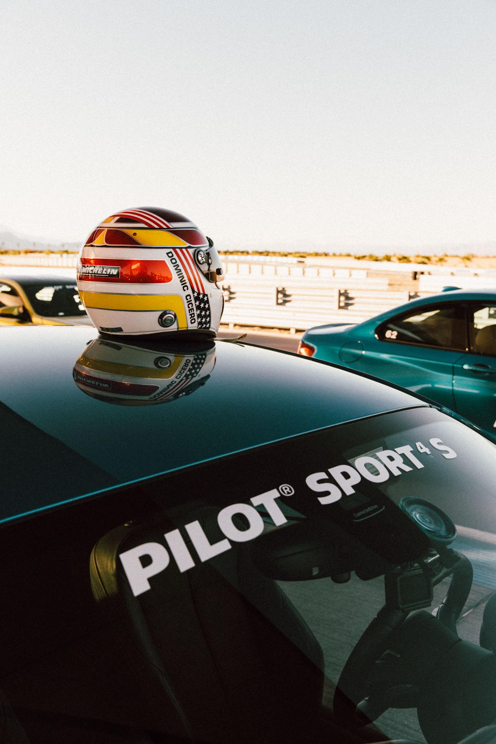 Pilot Sport Experience x Michelin