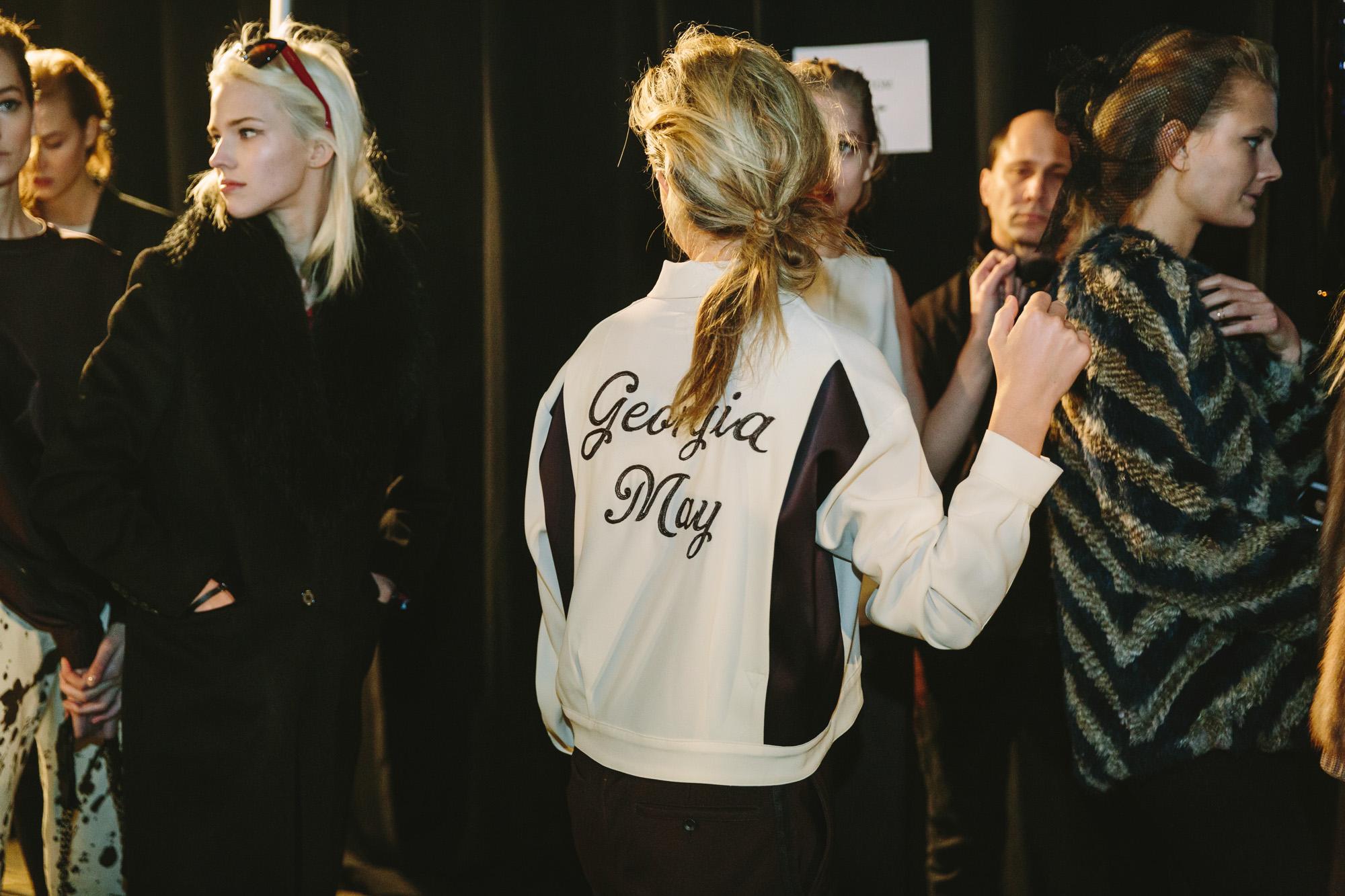 rag & bone / NYFW x Marie Claire