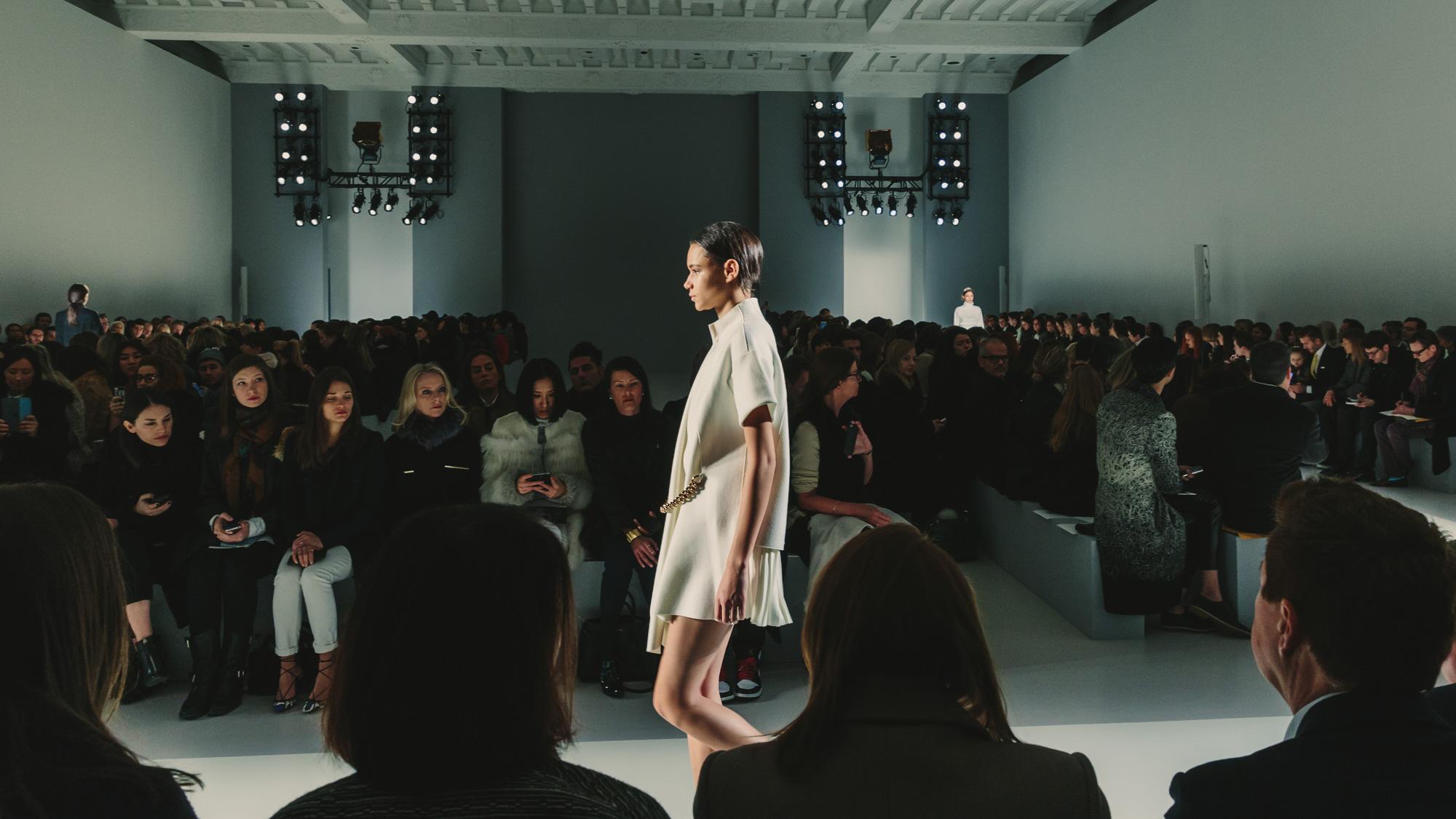 Victoria Beckham / NYFW x Marie Claire