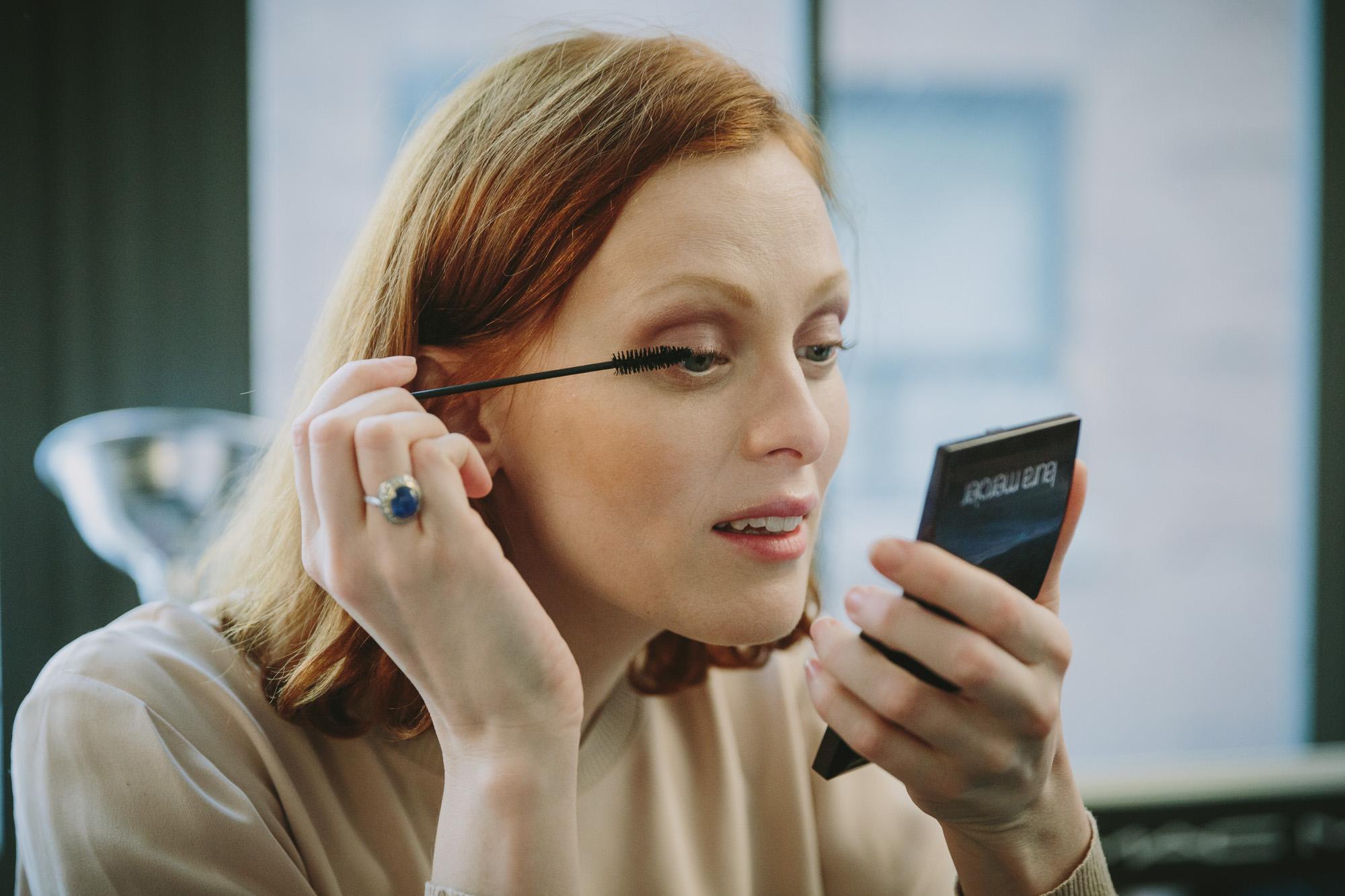 Diane Von Furstenberg / NYFW x Marie Claire