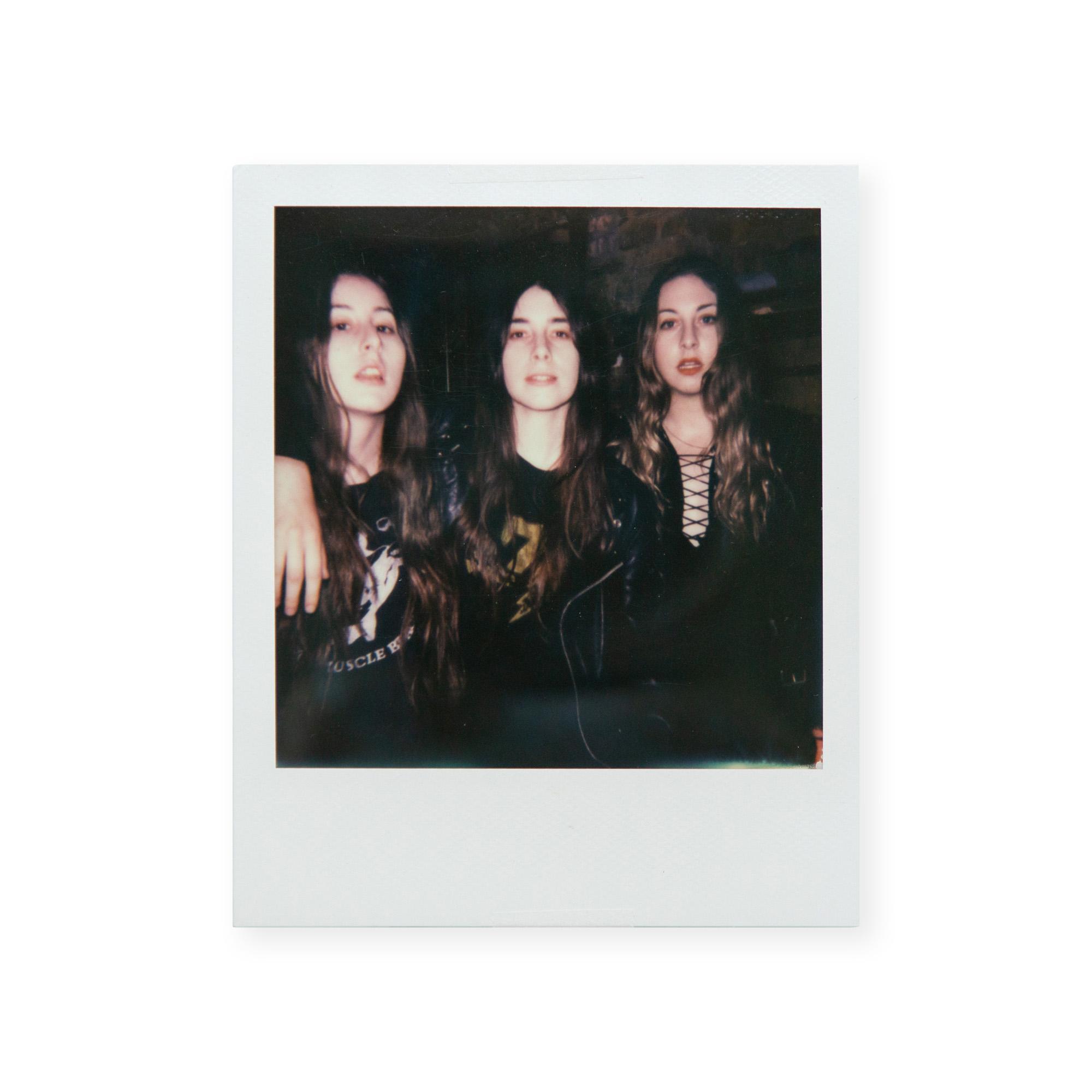 Haim Polaroid_© Rachael Wright.jpg