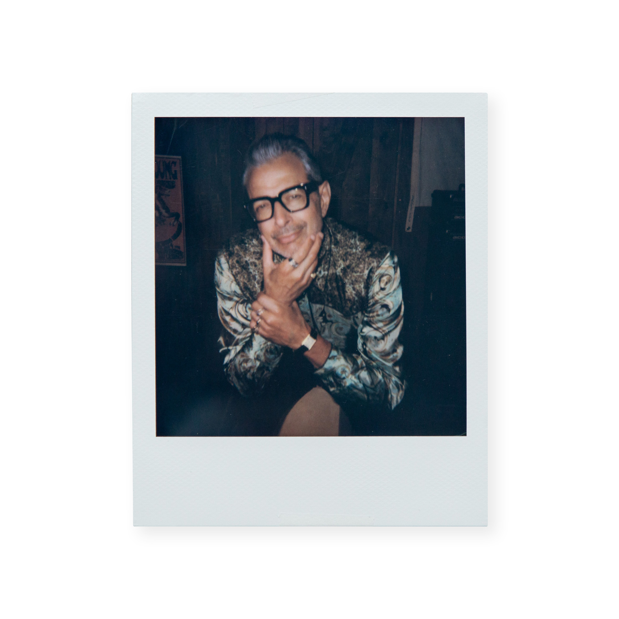Jeff Goldblum Polaroid_© Rachael Wright.jpg