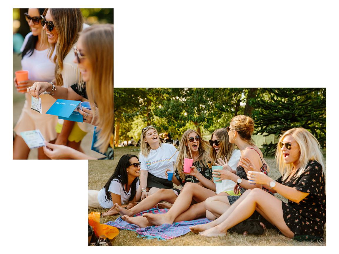 British Summertime x Barclaycard
