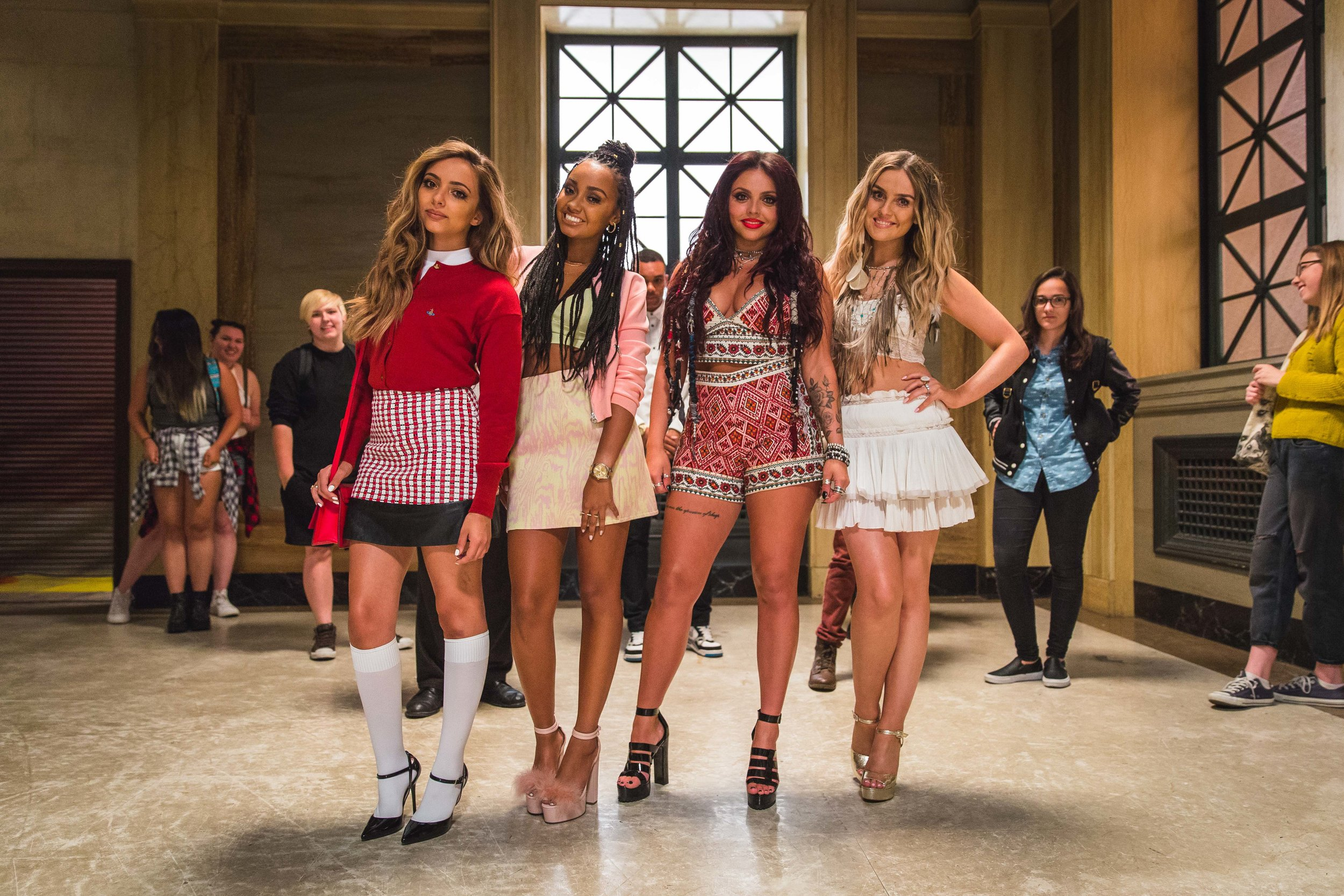 Little Mix 'Black Magic' x Syco Music