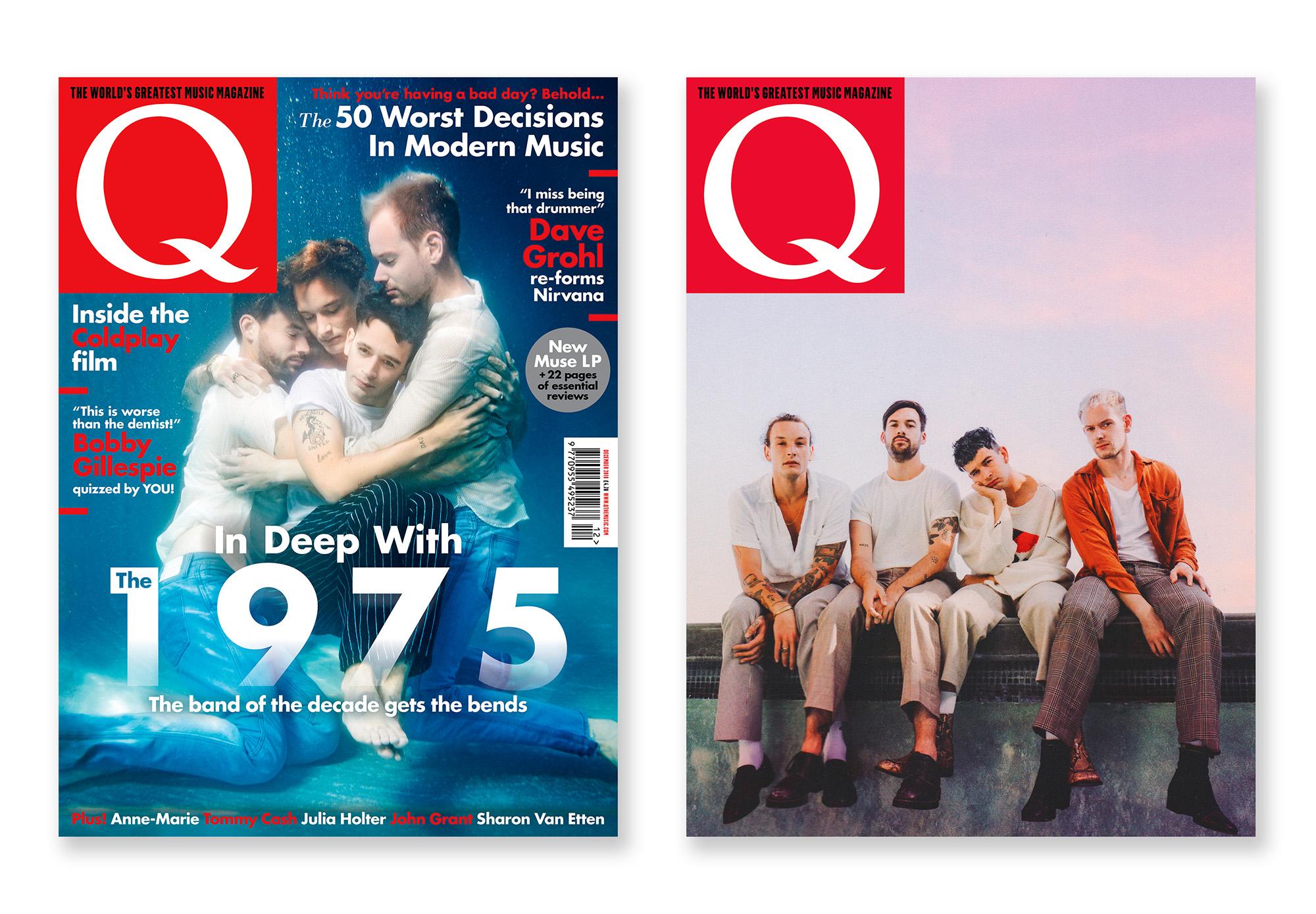 The 1975 x Q Magazine
