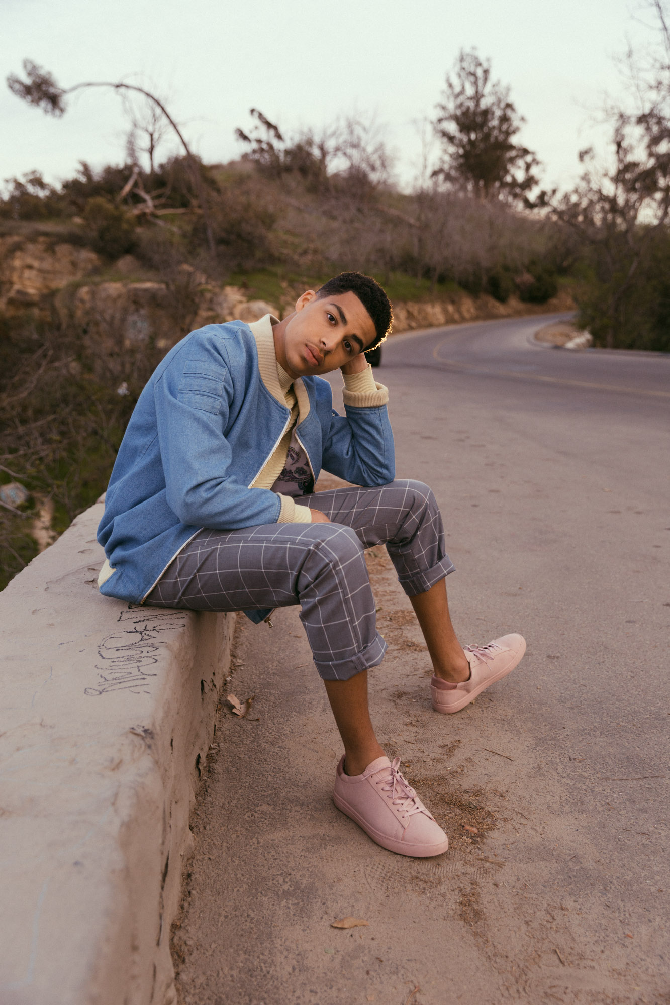 Marcus Scribner x Boys By Girls