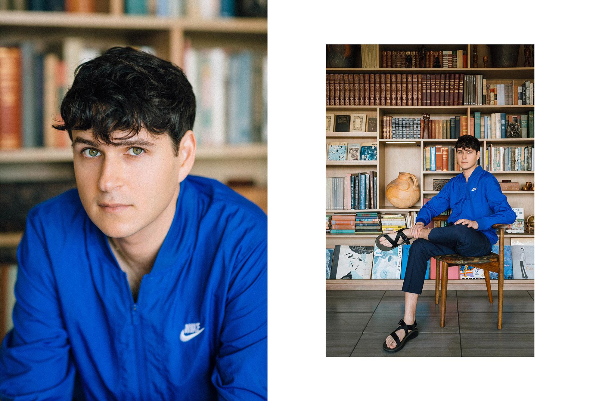 Ezra Koenig x Q Magazine