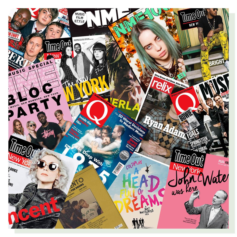 Covers & Artwork