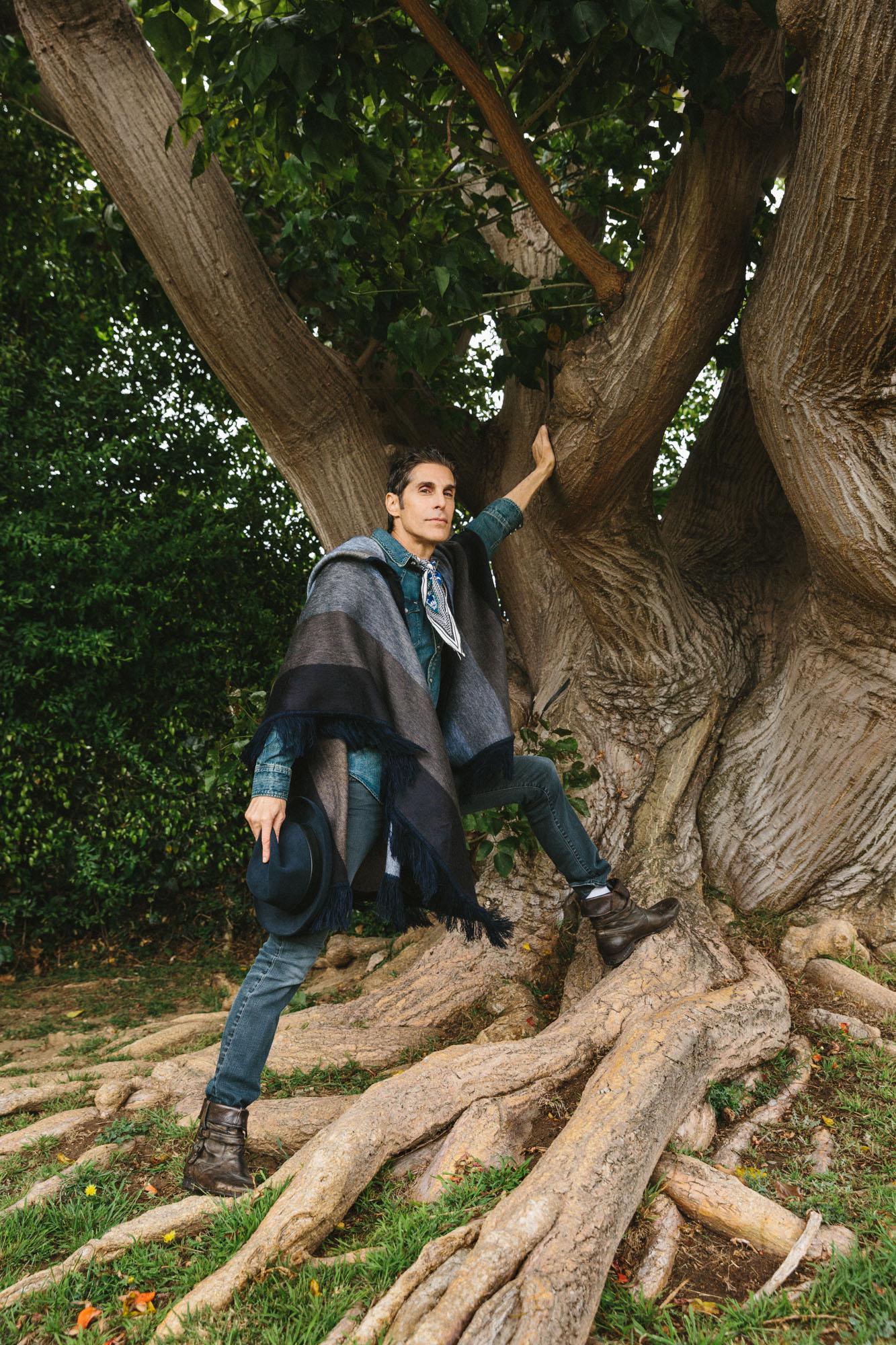 Perry Farrell x Q Magazine