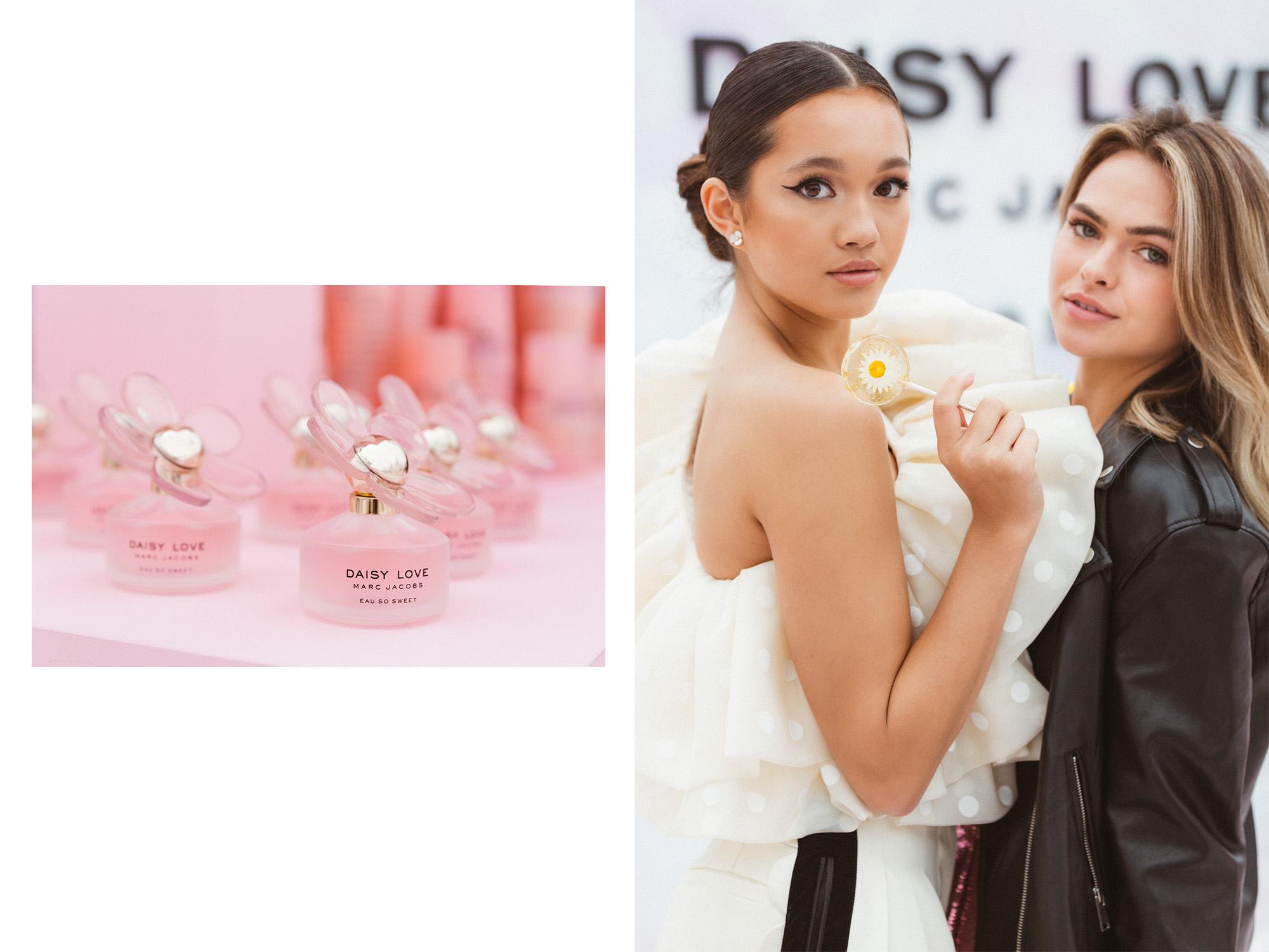 Daisy Love Eau So Sweet x Marc Jacobs Fragrances
