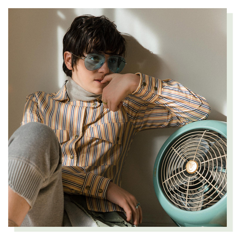 Jack Dylan Grazer x Boys By Girls