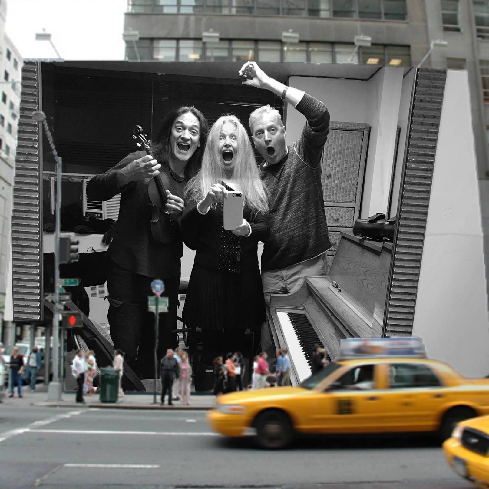 NYC Pi(e) Peeps -