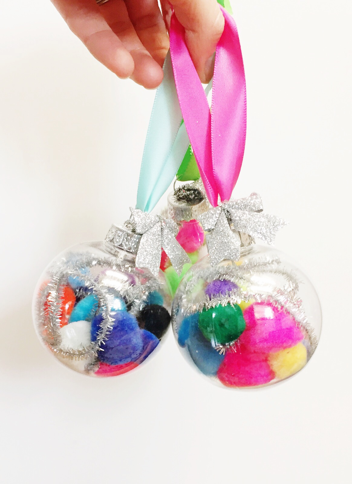 found object ornament homemade gift preschoolers can make