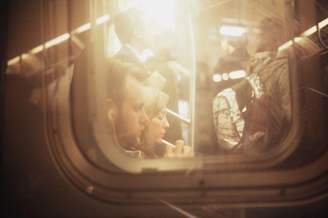 Oldie • NY Subway '12