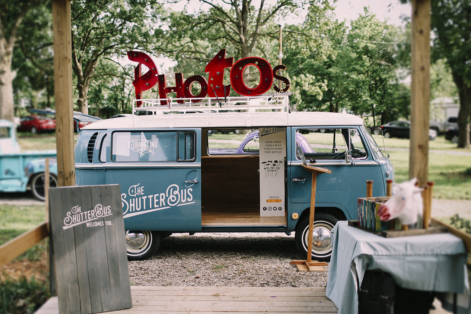 shutter bus photo booth