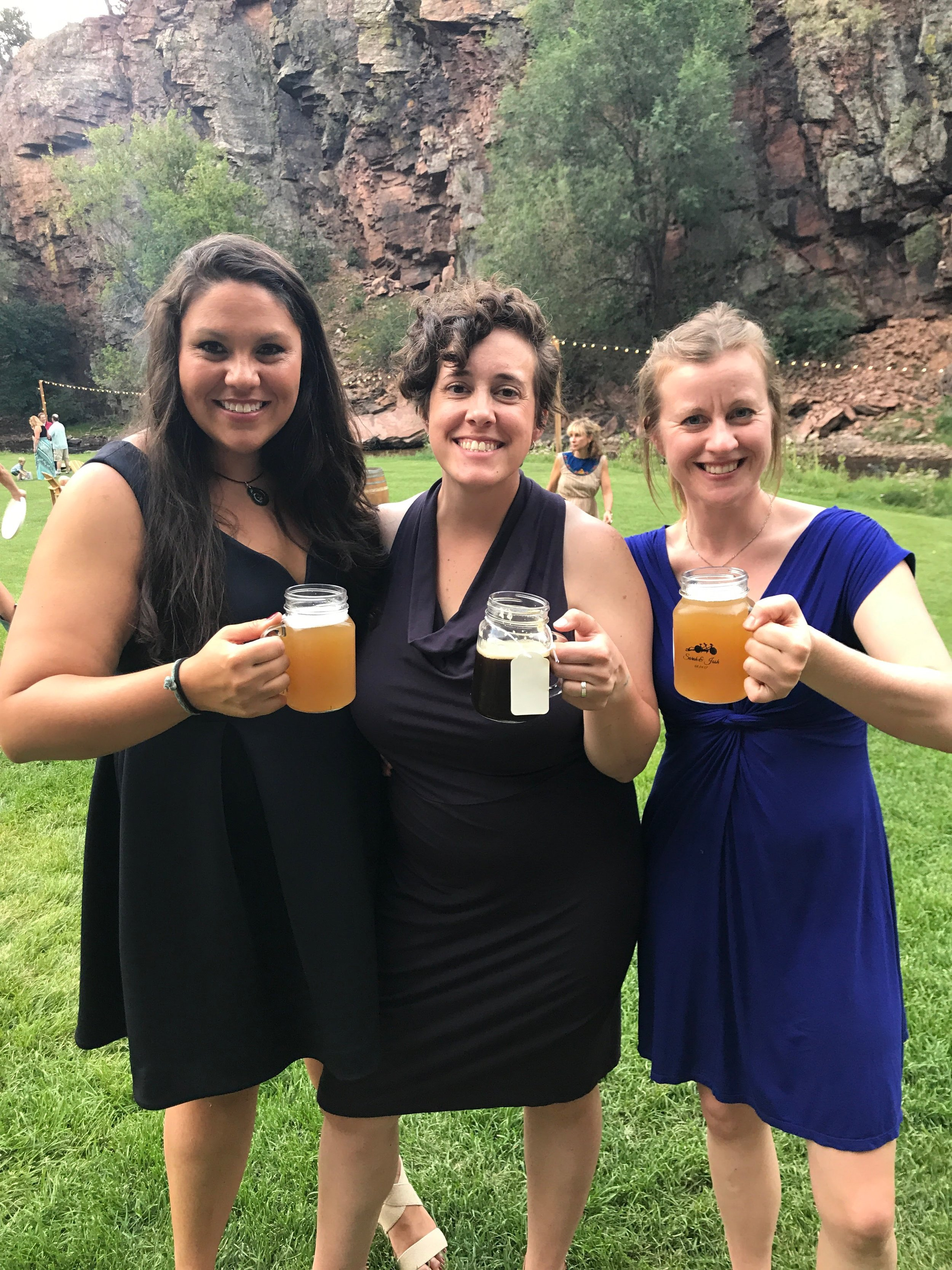 "What's so special about Lady Justice Brewing? - ""We have a space where organizations can gather and build awareness. Beer donations go to events that support our mission. The people who support Lady J are not just people who drink our beer, they are also the most wonderful, compassionate, and engaged community. It's not just donations, it's people getting involved in issues and organizations, and working to make the world a better place."""