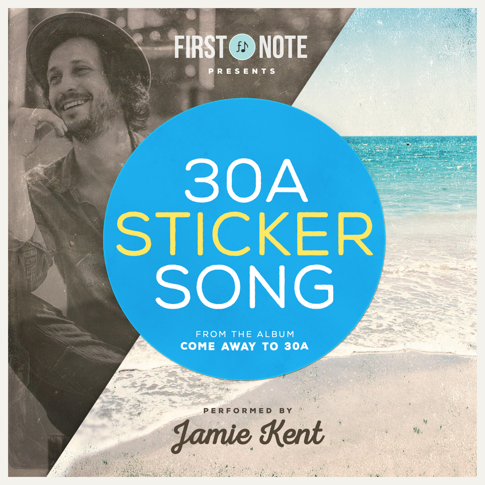 Jamie Kent - 30 A Sticker Song