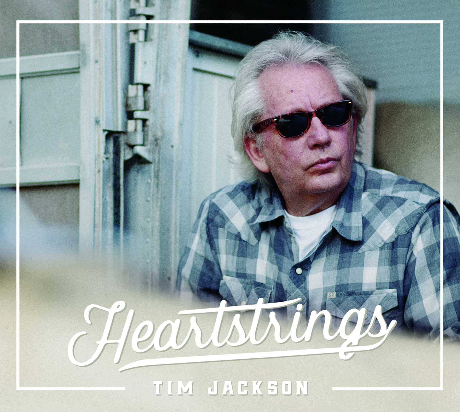 Tim Jackson - Album Cover - First Note Play