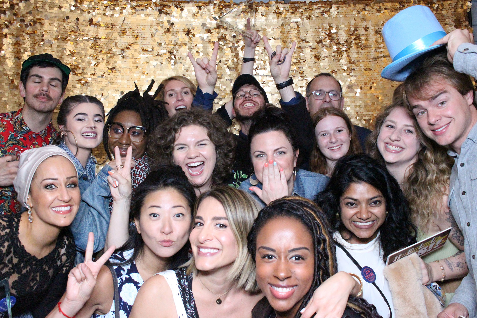 See photos from our photo booth - Share on social using #RadAwardsPHL