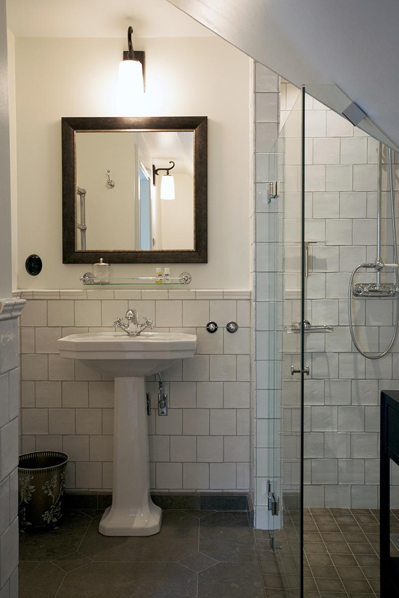 Villa Abelin - badrum i svit