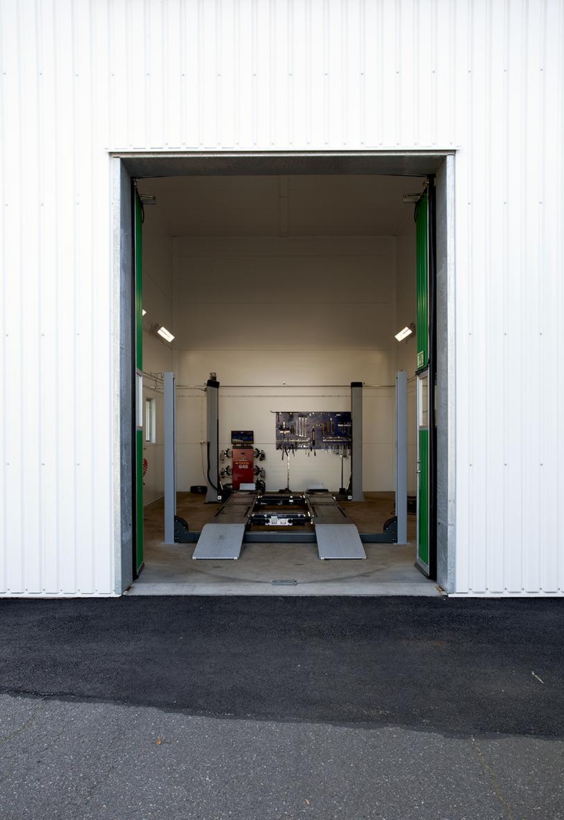 Euromaster Halmstad - garage