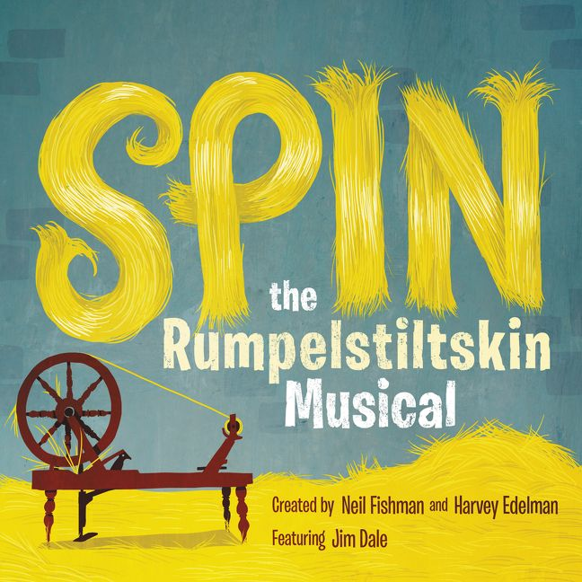 """Now an    Audiobook Musical Available from Harper Collins    entitled """"Spin - The Rumpelstiltskin Musical.""""    Click here for more information and for online purchase."""