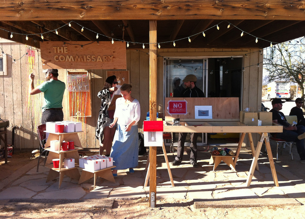 Pop-up shops - Temporary spaces for creative brands.