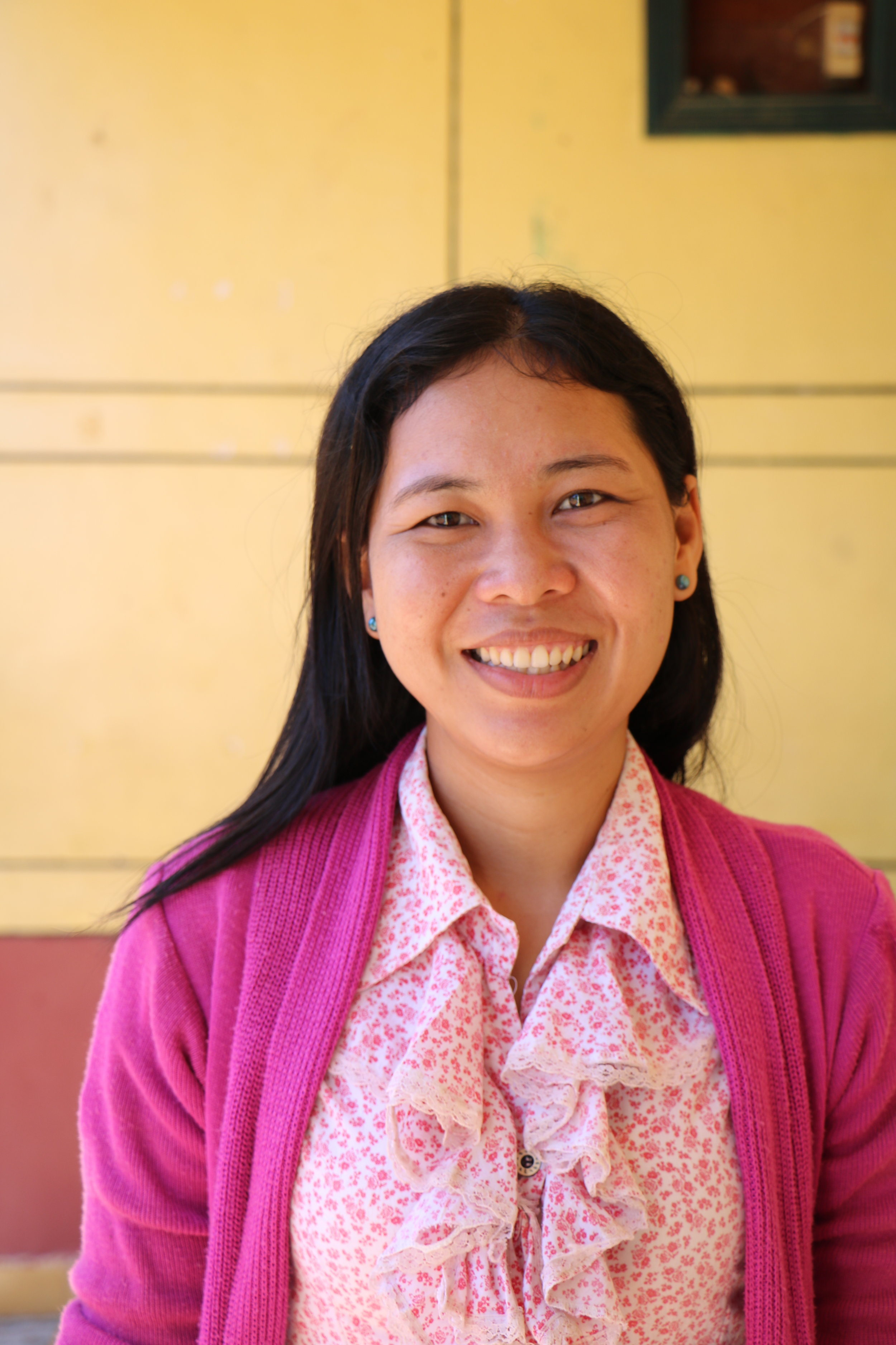 Teacher Sophea