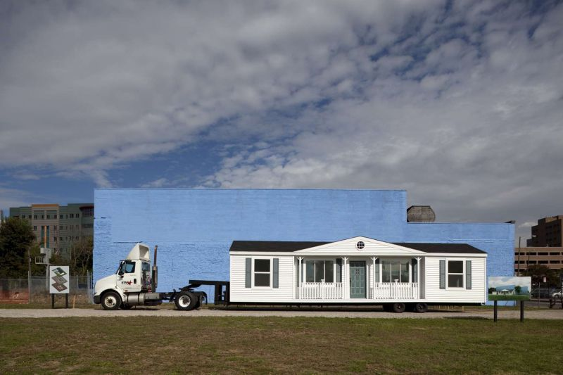 Mike Kelley, Mobile Homestead, 2012, Museum of Contemporary Art Detroit.