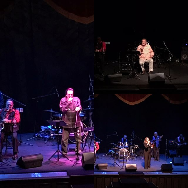 The Swamp Pop legends put on a great show @crowleyopera last night!