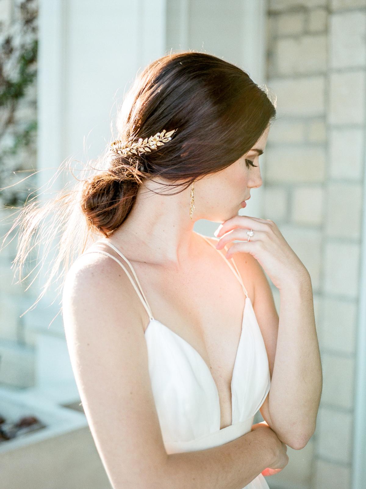 Fine Art Wedding Flowers | Olive Grove Design
