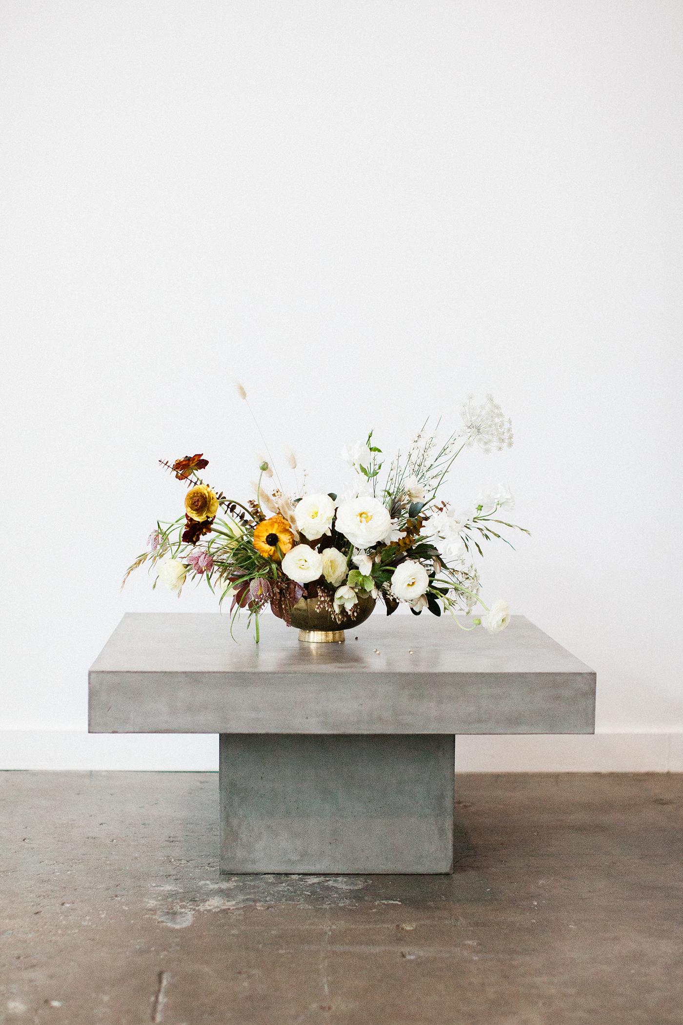 Wedding Floral Design Dallas - Olive Grove Design - Mimimalist Fall Wedding - 00013.jpg