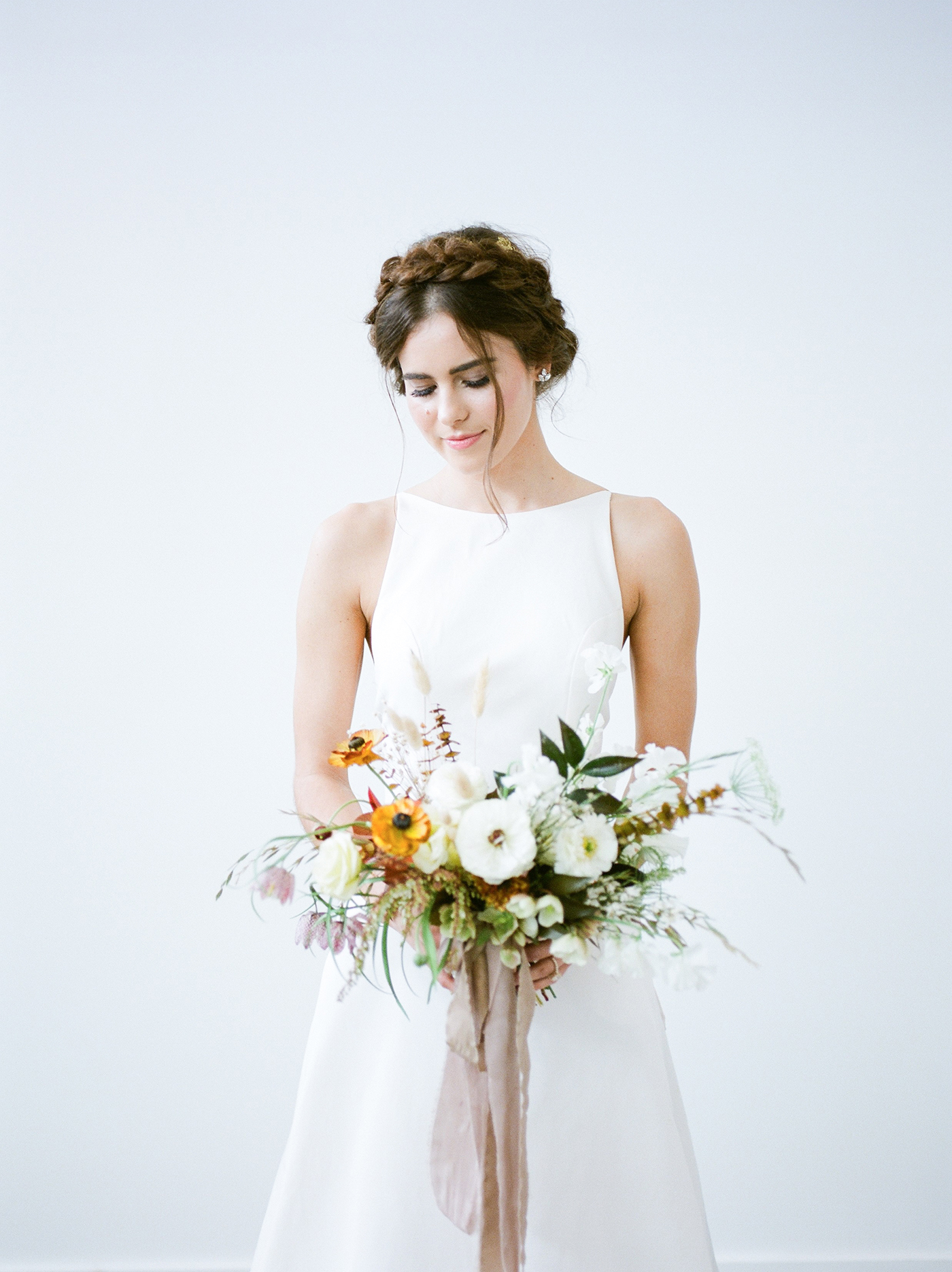 Wedding Floral Design Dallas - Olive Grove Design - Mimimalist Fall Wedding - 00059.jpg