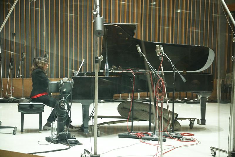 Recording War and Peace at Capitol Studios