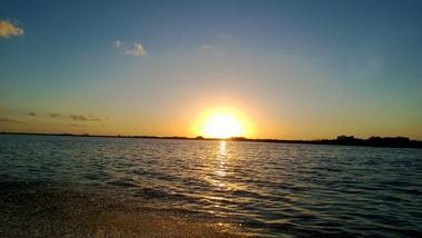 Sian Ka'an sunset