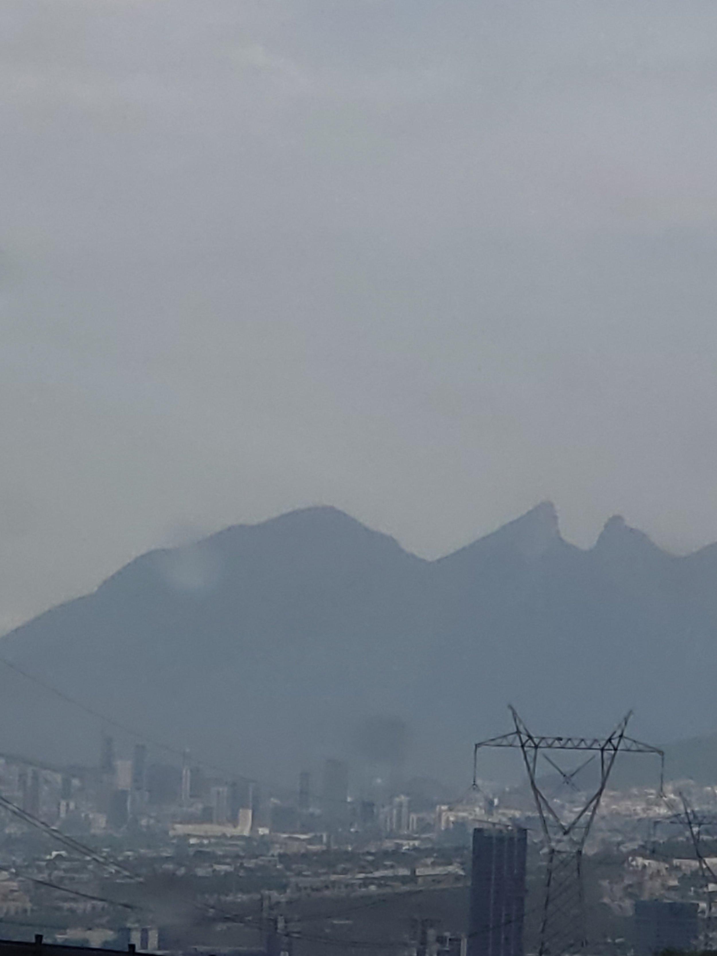 World's worst picture of Monterrey