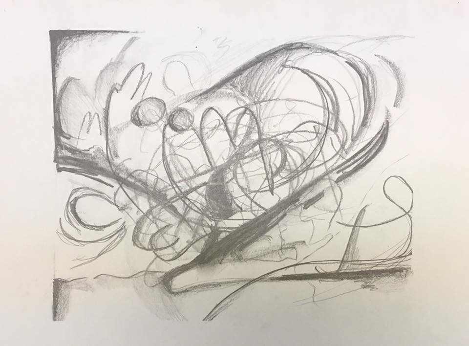 Abstracted Fruit Bowl