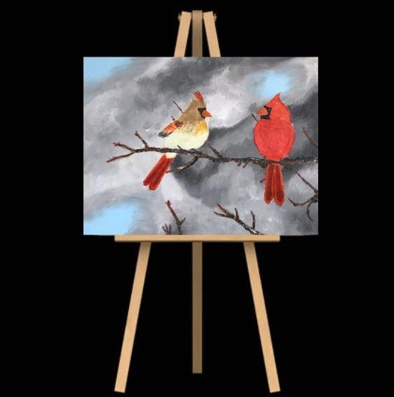 """Friday December 14th 7:00pm-9:30pm """"Cardinals"""""""