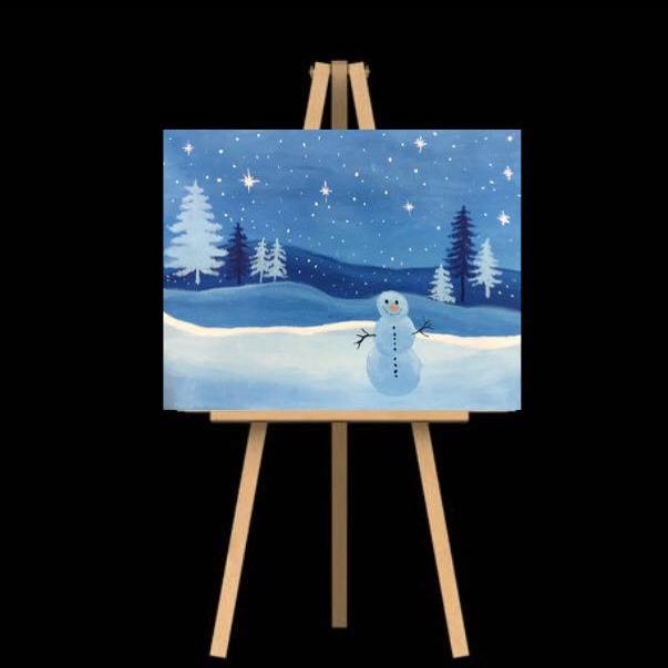 "Thursday December 20th 7:00pm-9:30pm ""Snowman"""