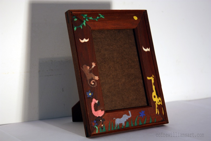 ipe wood frame2_Loved Ones1_commissioned_colored epoxy inlay_6x9_coirewilliamsart_com.JPG