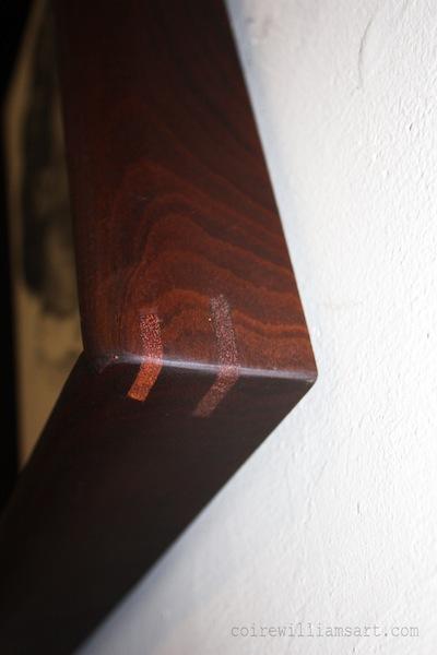ipe wood shadowbox frame3_commissioned_Presence_14x20x4_coirewilliamsart_com.jpg
