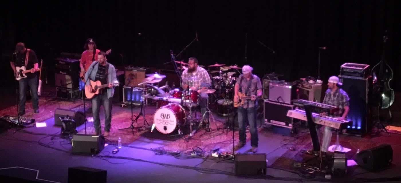 6/29/17: BWB takes stage w/ Red Dirt Artist: Reckless Kelly @ Stiefel Theatre, Salina, KS