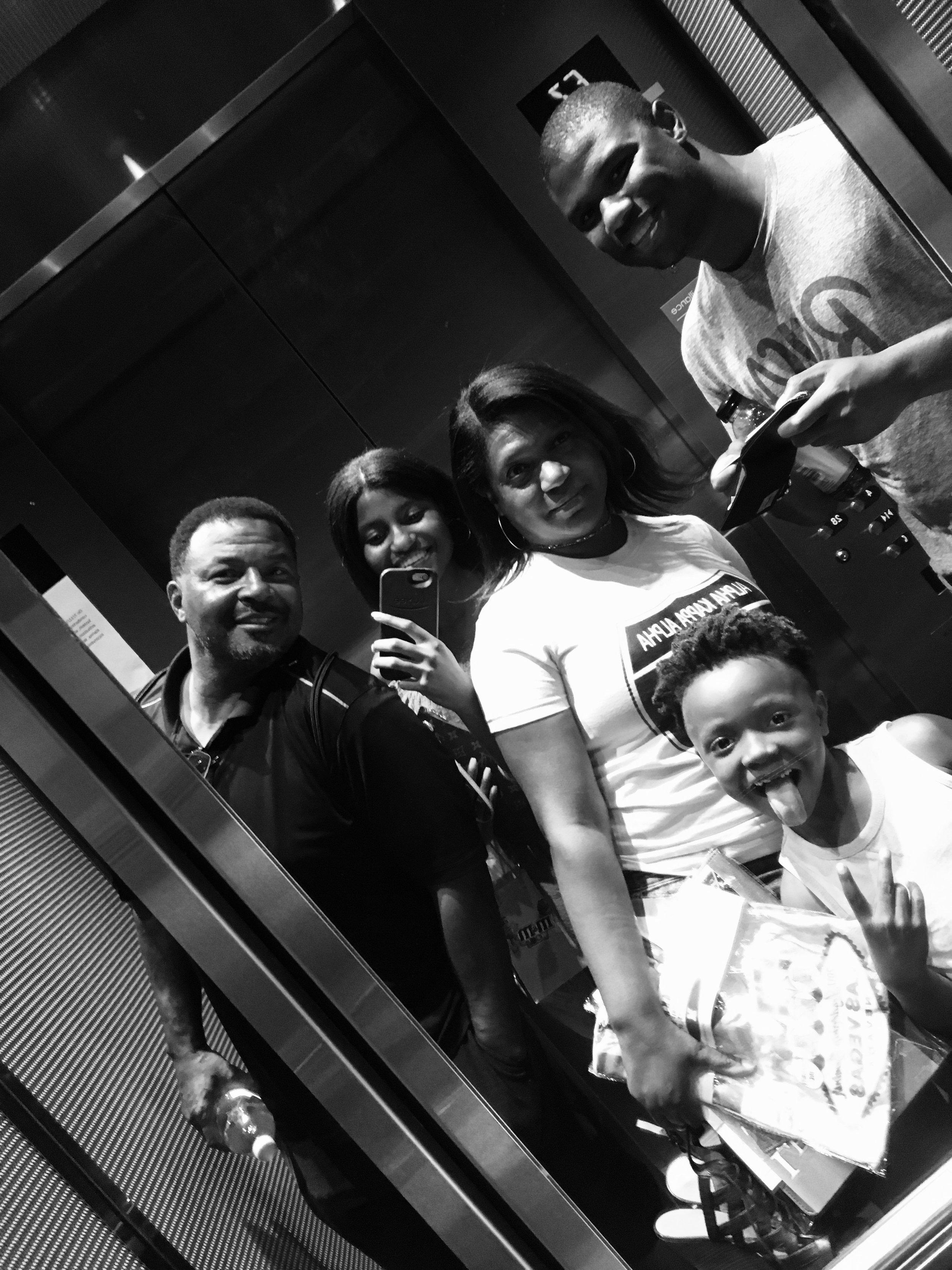 Love my crazy family. Till Next Time Vegas!