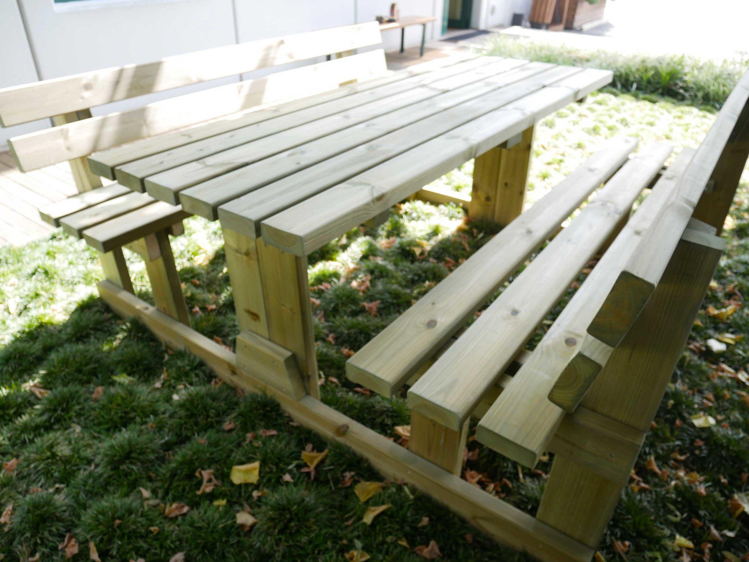 Tavoli da Giardino -