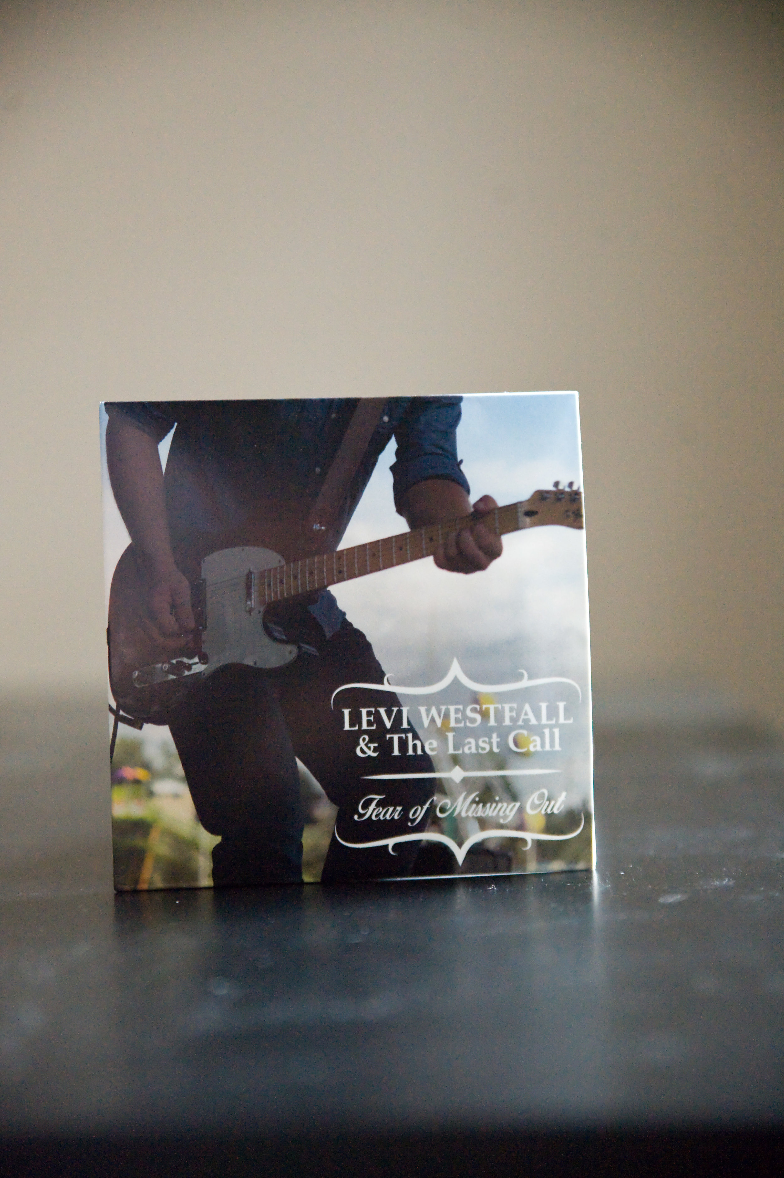 Levi Westfall and The Last Call's new Americana-Rock EP: Fear of Missing Out, will be available this coming weekend.