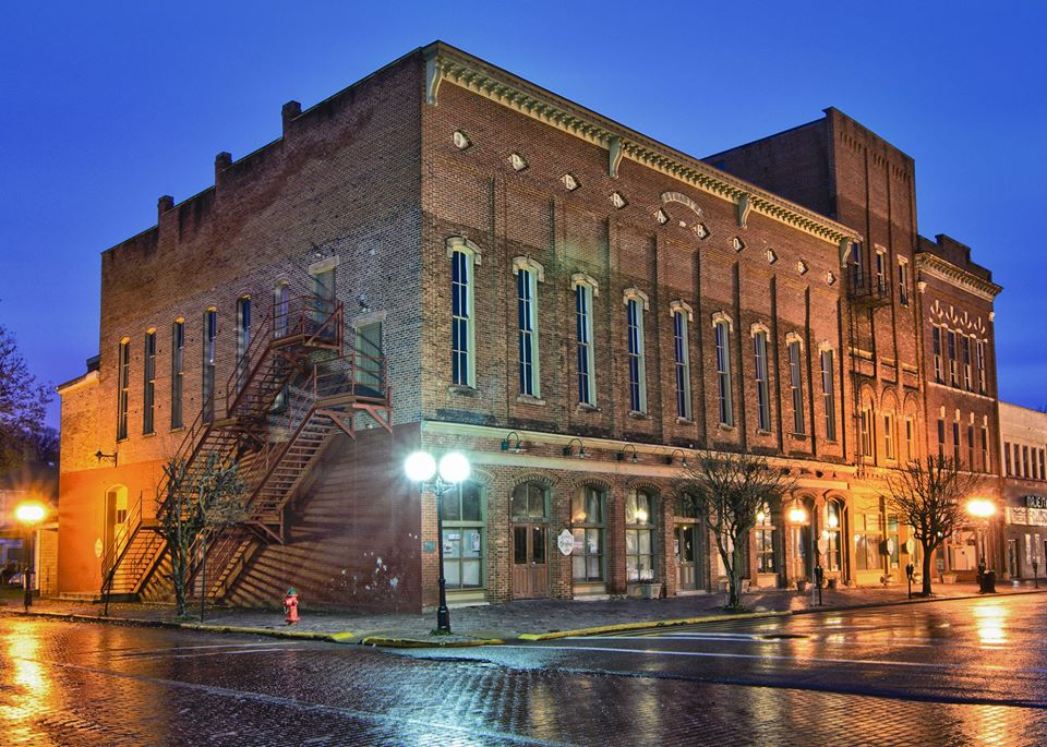 This gorgeous space (and business) is getting ready to expand. Photo provided by Stuart's Opera House.