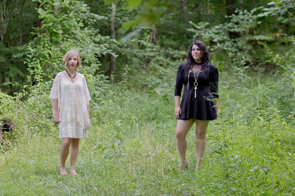 Beth and Alasha  are officially  releasing their album  this coming Saturday at the  Fireside Bar & Lounge . Stop by and support them, and hear them together in a special WV appearance. Photo by  Carrie Dawson .